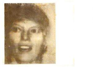 Face, 2005, transfer print, 1/1, 56 x 76 cm