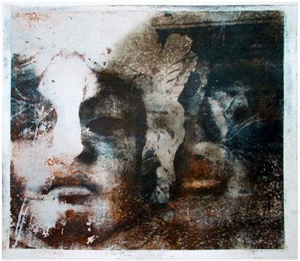 History II, 2005, transfer print, 56 x 76 cm